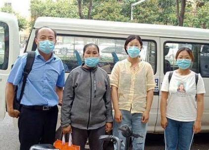 暖心!东营市救助管理站助云南籍流浪乞讨人员回家
