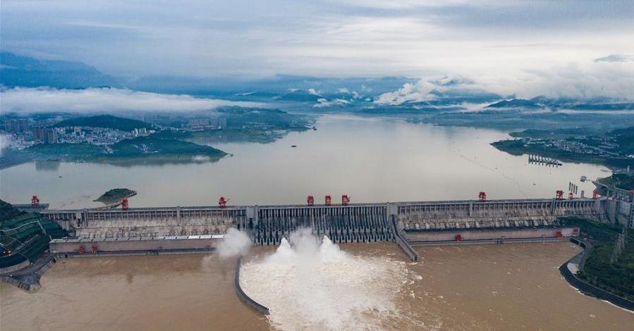 """""""长江2020年第2号洪水""""在长江上游形成"""
