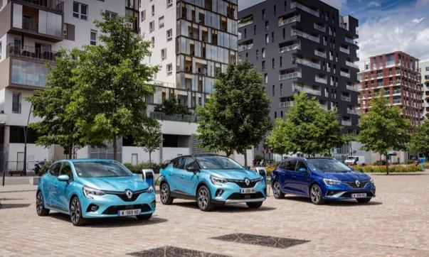 雷诺全球销量为125.66万辆 电动汽车全球销量增长38%