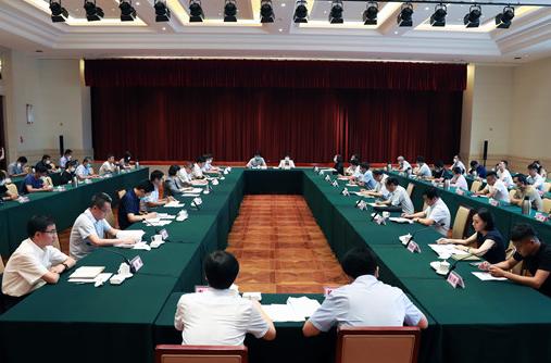 东营新闻网络媒体座谈会:云集网络大V 聚焦热点问题