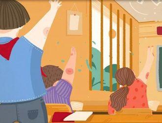 致年轻教师:主动的心态,才是你的阳光