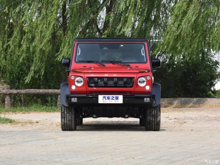 售价29.80万元起 新款北京BJ80正式上市