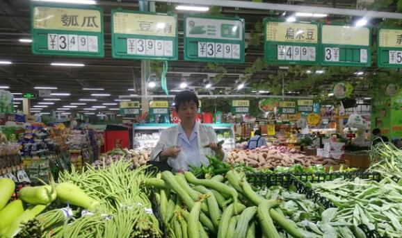 降雨天对临沂市蔬菜影响不大 价格很是亲民!