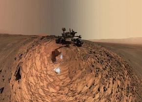 """天问一号火星探测器升空 火星""""风光大片""""一睹为快"""