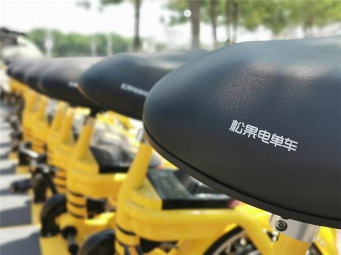好消息!首批120辆共享电单车正式落户东营港经济开发区!