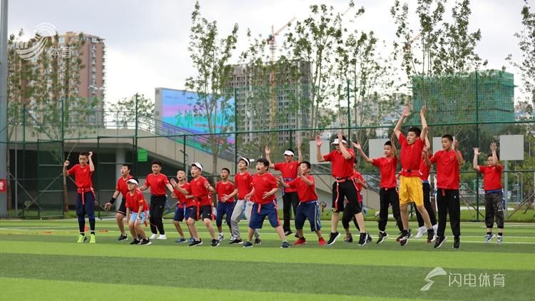 济南市历城区2020橄榄球夏令营暨日照集训营精彩不断