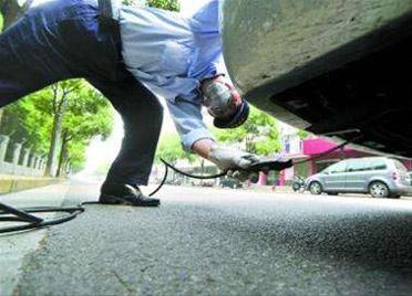 潍坊市民注意:机动车排放超标逾期不复检将拉黑