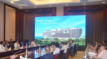 总投资达1亿美元 淄博高新区再添新地标