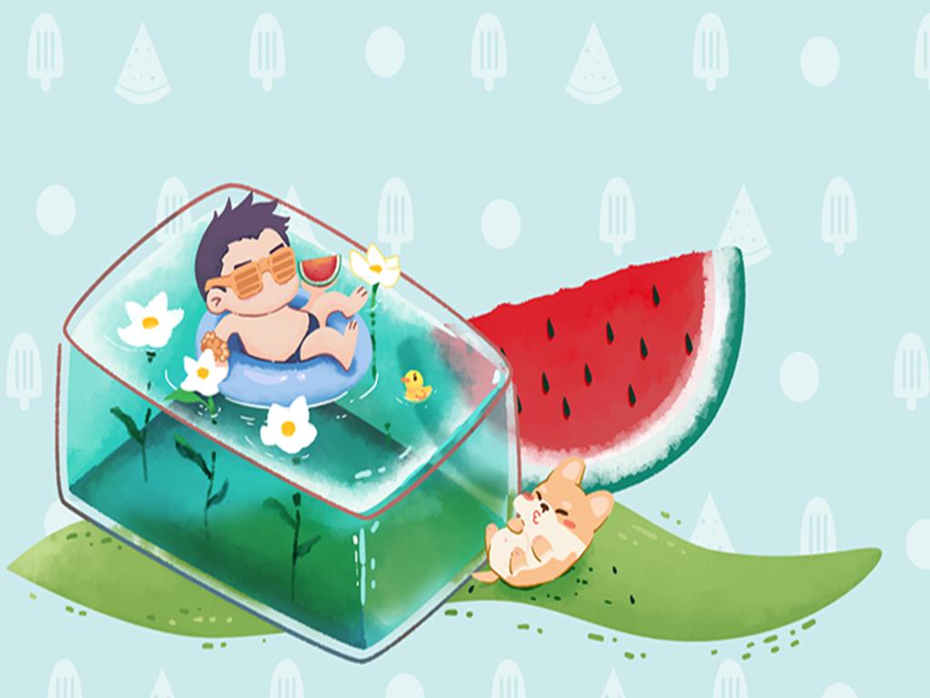 夏日水果的正确打开方式!