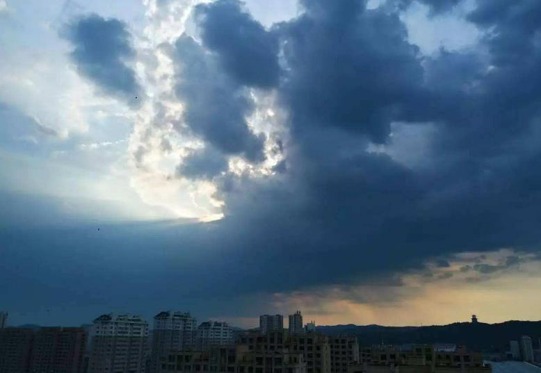 出门记得带伞 济宁本周天天有阵雨
