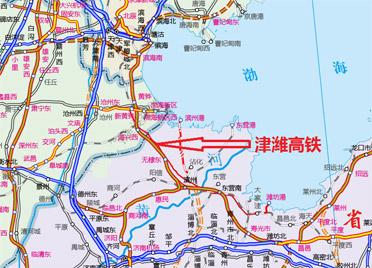 京沪二通道在潍坊设两站 寿光将结束无高铁站历史