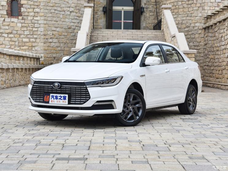 补贴后14.68万 比亚迪秦EV新增车型上市