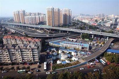 2022年建成通车 青岛杭鞍高架二期工程下半年开建