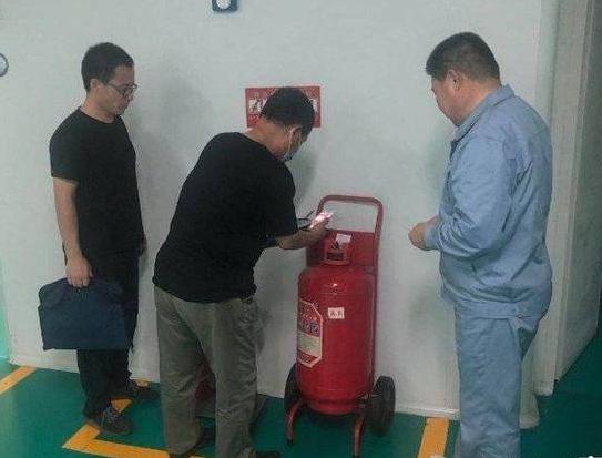 东营郝家镇开展工贸企业夏季汛期安全专项检查