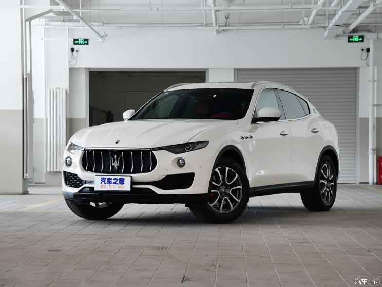 新品不断 玛莎拉蒂9月9日将发布全新SUV