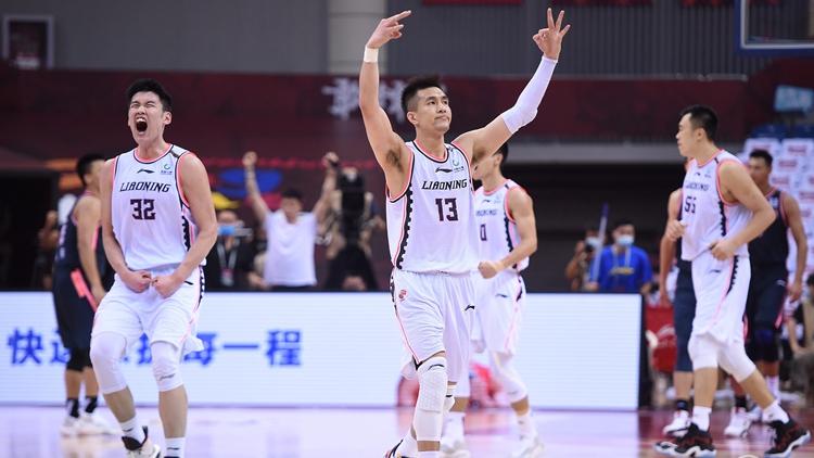 辽宁22分逆转广东 总决赛扳成1-1平