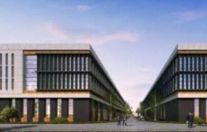 淄博先进制造业创新示范区首个交接项目二标段开工建设