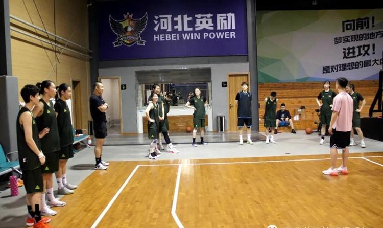 山东西王女篮教练组调整