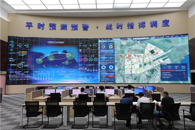 """专项债送来""""及时雨"""" 东营港经济开发区重点项目建设驶入""""快车道"""""""