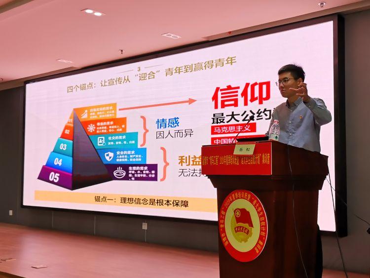 """淄博市""""青马工程""""2020年夏季培训班举办"""