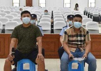 东营区法院公开审理一涉恶犯罪团伙案件