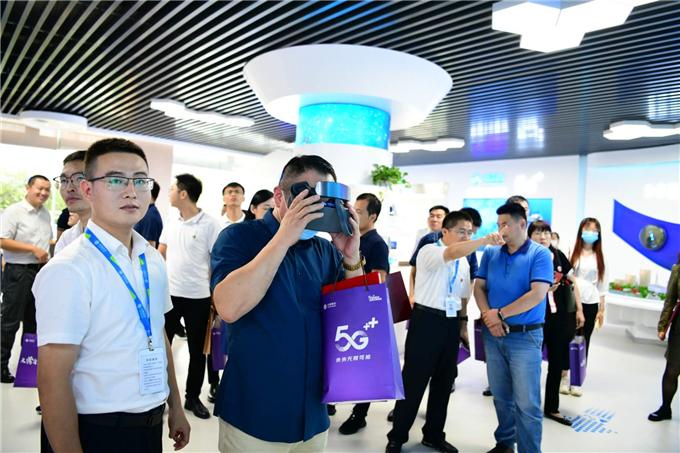东营移动5G联合创新中心再升级