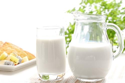 牛奶的香浓味少了