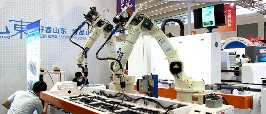 山东60多家企业亮相第28届中国西部国际装备制造业博览会