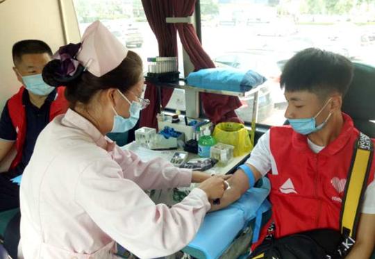 点赞!东营市三家企业组织员工无偿献血