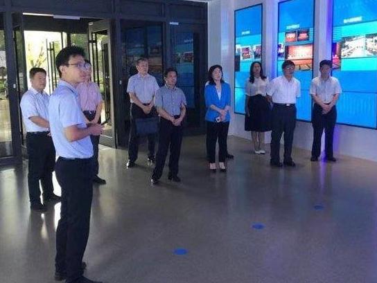 东营区接受省级创业型城市(县区)创建工作现场评估