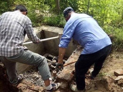 幸福源泉汩汩来——东城街道大力开展城乡居民饮水质量提升工程