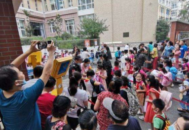 济宁任城区城区各小学新一年级到校报到时间公布