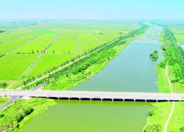 潍坊农综区成立两周年:阡陌之间起新城