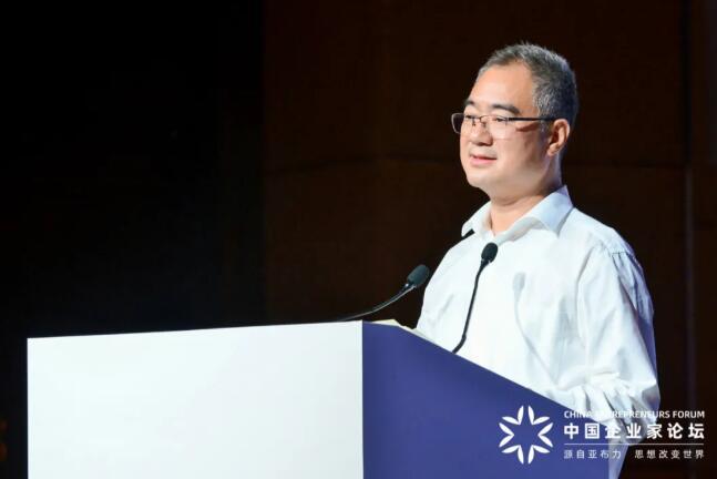 王清宪演讲