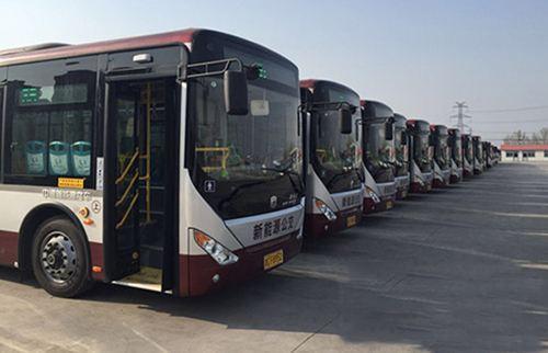 淄博87条公交客运线路票价公布 9月26日起执行