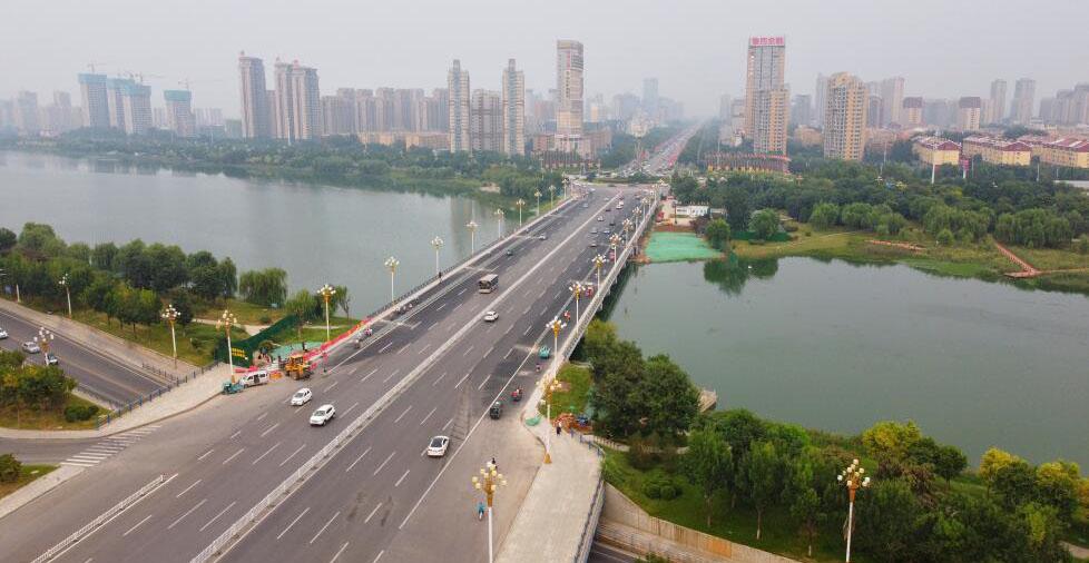聊城东昌路徒骇河大桥全面恢复通行