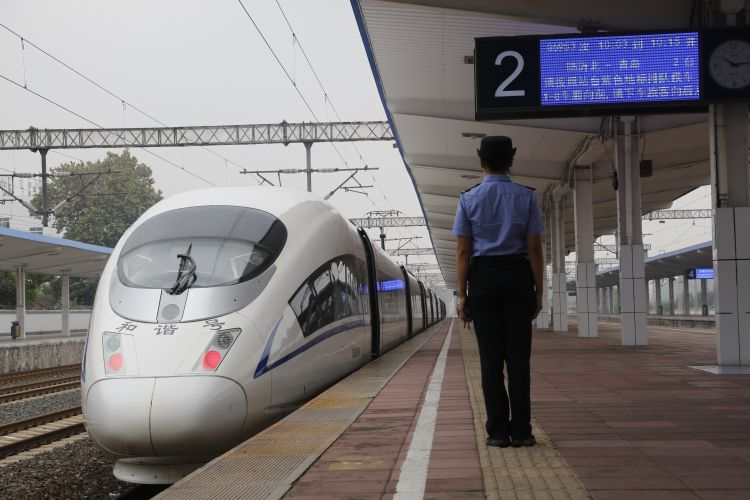 铁路暑运圆满收官 淄博火车站发送旅客92.6万人次