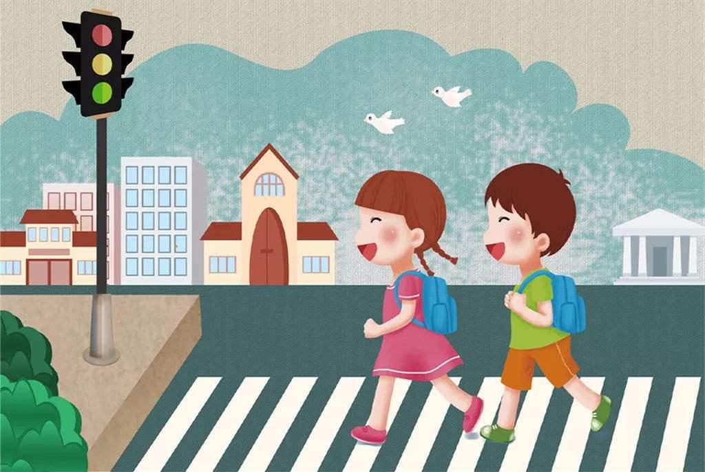 【育儿那些事】开学了!乘风破浪的孩子们,安全常识请牢记!