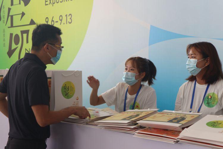 119名青年志愿者服务淄博陶博会 成为淄博对外友好新名片