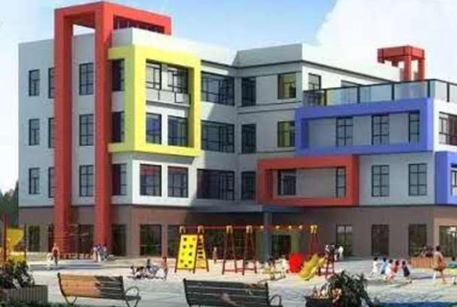 青岛市北区4所新建学校进展顺利 交付使用后可提供2000个学位