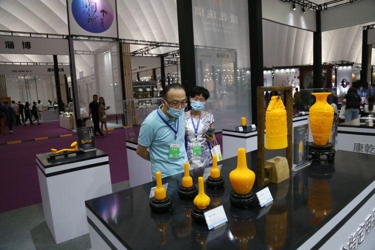 第二十届中国(淄博)国际陶瓷博览会成果发布