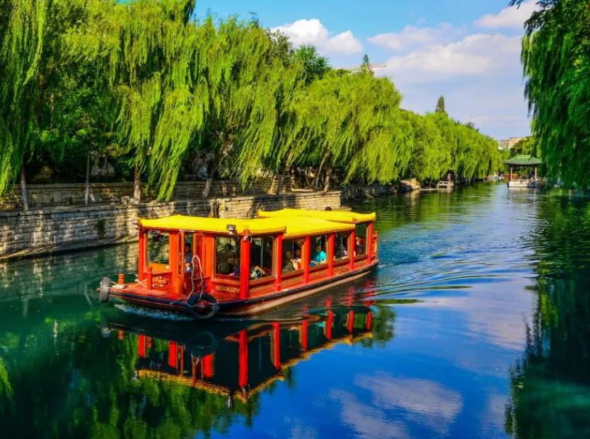 """云游""""泉城新八景"""",哪一处珍藏着你心中最迷人的济南?"""