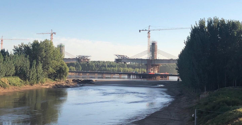 年引水8亿立方 聊城位山引黄闸清淤工作10月结束