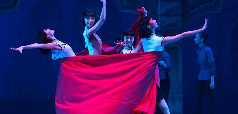 """第十二届中国舞蹈""""荷花奖""""舞剧评奖演出在沪举行"""