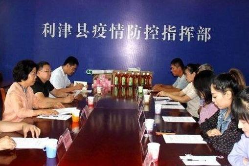 12所学校,60箱物资!利津县举行物资捐赠仪式