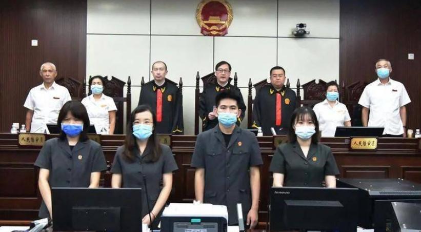 亮剑扫黑!青岛市南区人民法院一审公开宣判王占智等16人涉黑案