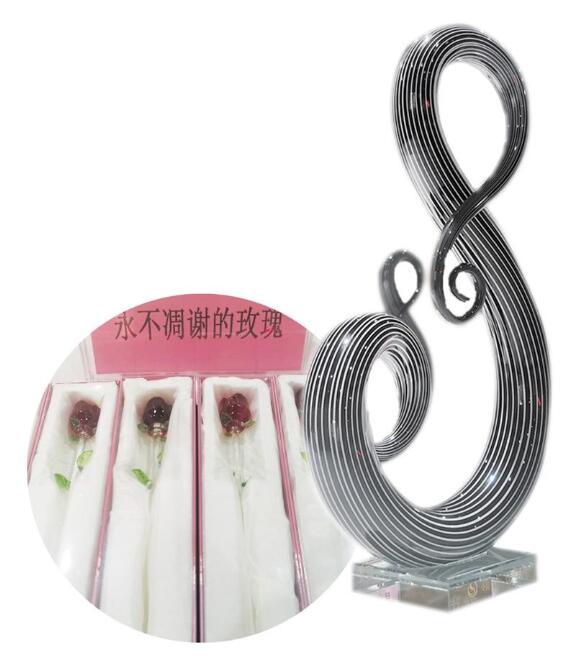 淄博琉璃文化与时尚音乐节激情碰撞 两款麦田音乐节定制琉璃上市