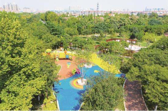 喜迎国庆中秋 莲池公园今日盛装开园