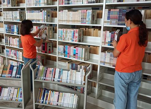 @东营人!五千册图书上新 快来市图书馆一起感受书香