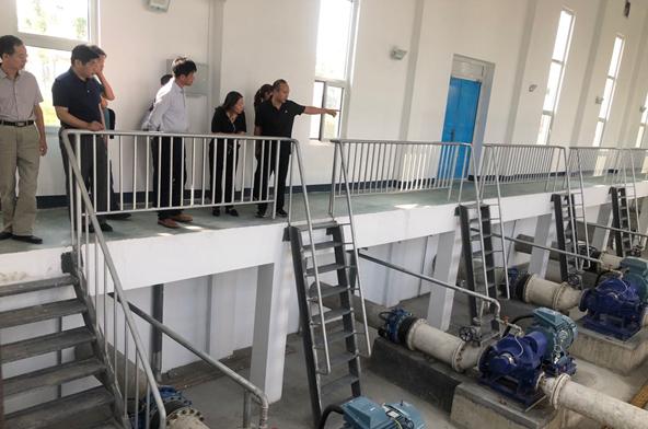 东营市农村饮水安全两年攻坚行动成效通过市级验收